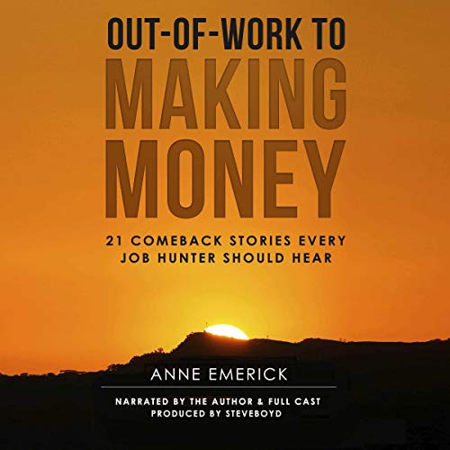 Alex on Audible: Out-of-Work to Making Money
